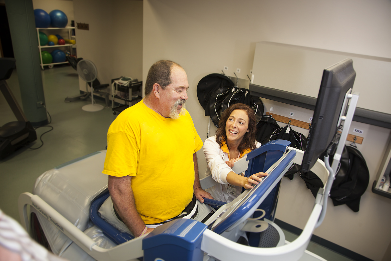 Physical Therapy | KSB Hospital